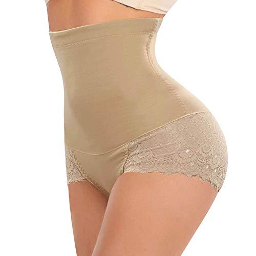 Gotoly Women Butt Lifter Shapewear Hi-Waist Tummy Control Body Shaper Panty Waist Trainer
