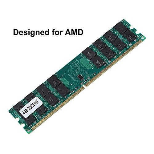 Diyeeni Hochleistungsspeichermodul für RAM für AMD Mainboard (4 GB, DDR2, 667 MHz, 240PIN), geeignet für Ihren Computer