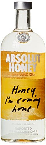 Absolut Vodka Honey (1 x 1 l)