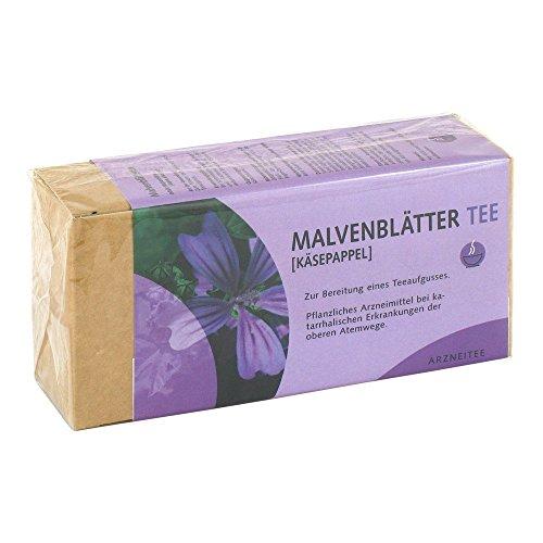 MALVENBLÄTTER Tee Käsepappel Filterbeutel 25 St