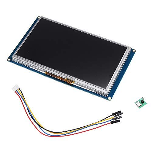Nextion NX8048T070 Display 7 Zoll HMI Intelligente Smart USART UART Serielles Modul TFT LCD Panel für Raspberry Pi und Arduino Kit