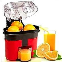 عصارة البرتقال (المذهلة وبخاصية تقطيع البرتقال) تقوم بعصر وتقطيع 6 برتقالات في أقل من دقيقة واحدة