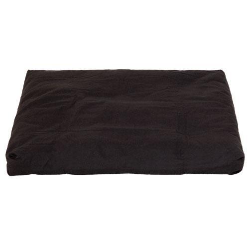 Meditationsmatte ZABUTON BASIC 80 x 80 x 7 cm, schwarz 279-S