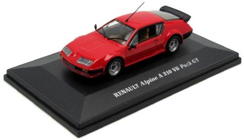 Universal Hobbies - 1610 - Véhicule Miniature - Alpine - Renault A 310 V6 Pack GT - Echelle 1/43