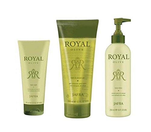 Jafra Royal Olive Pflege Set