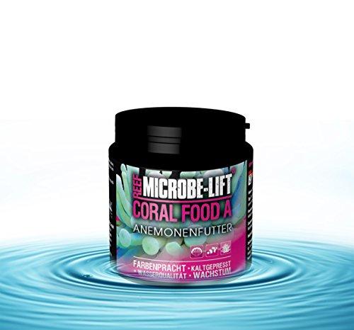 MICROBE-LIFT Coral Food A - Anemonenfutter - Soft-Granulatfutter für Anemonen in jedem Meerwasser Aquarium, 150 ml, 120 g