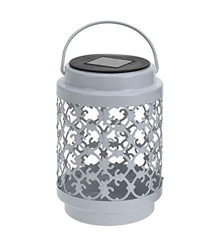 HTI-Living Solarlampe Solarleuchte LED Leuchte weiß