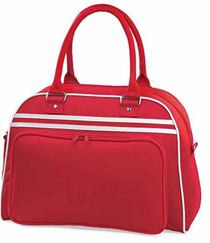 BagBase , Damen Bowlingtasche Rot Red - Red