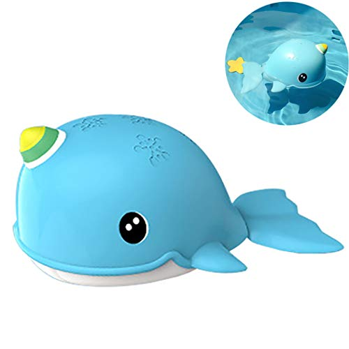 FunPa Kinder Badespielzeug, Kinder Wasser Dusche Badespielzeug Kreatives Aufziehspielzeug Frühlingsspielzeug Badewanne Spielzeug Dusche Wasserspielzeug für Kinder
