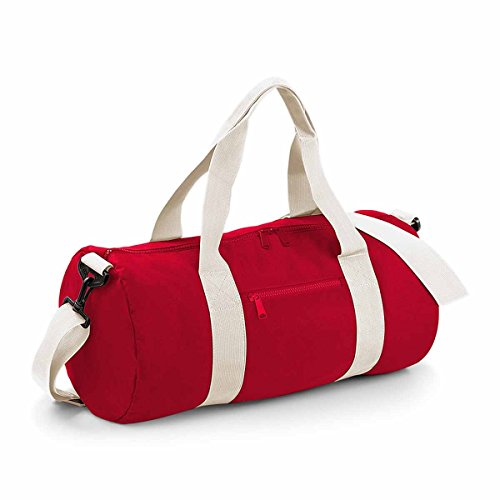 Bag-base - Sac de voyage toile 20 L Varsity Barrel Bag BG140
