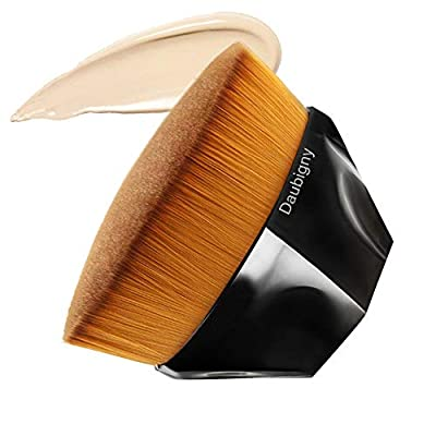 Foundation Makeup Brush Flat