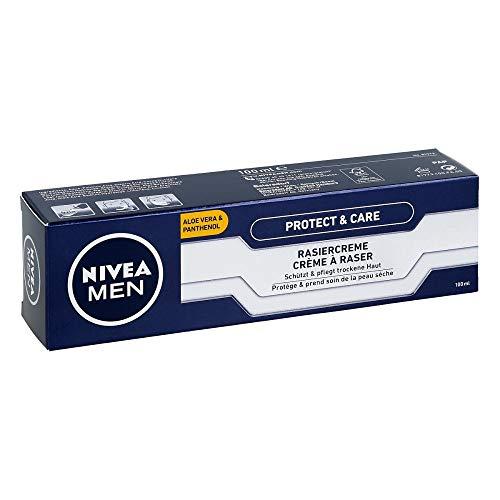 NIVEA MEN Rasiercreme mild 100 ml
