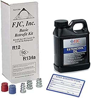 FJC 2538 Air Conditioning Retrofit Kit
