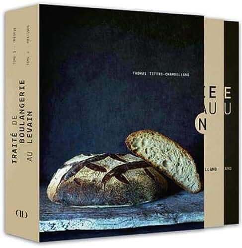 Coffret Traité de boulangerie au levain
