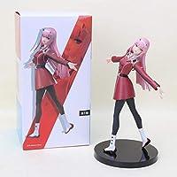 家の装飾 21cmアニメラルリンFranxxフィギュア玩具ゼロ2 02 PVCアクションフィギュアコレクションモデルおもちゃ (Color : In box)