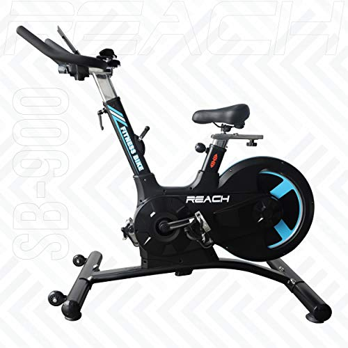 Reach Sb-900 Fitness Gym Spin Bike for Home (Multi-Color)