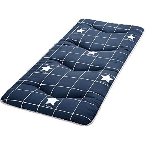 UNILIFE Japonés Colchón de futón Tatami, Tradicional Colchoneta de Dormir Acolchado, Transpirable Hipoalergénico Colchones para futones Altura:8cm