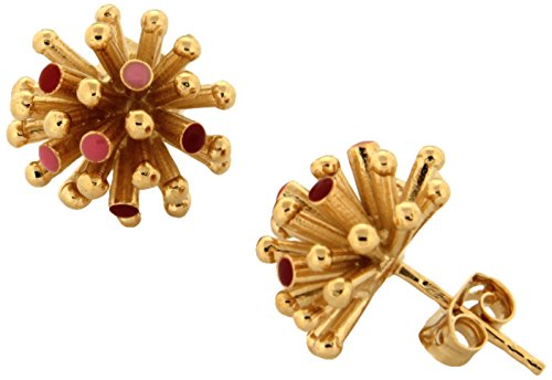 1200247 Earrings Gold Plated
