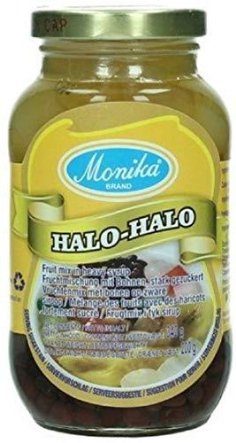 Monika - Obstmix Halo-Halo - 340g / ATG 200g