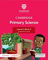 Cambridge Primary Science Learner's Book 3 with Digital Access (1 Year)