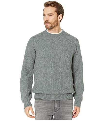 Fjällräven Greenland Re-Wool Crew Neck M Sweat-Shirt Homme Thunder Grey FR: M (Taille Fabricant: M)