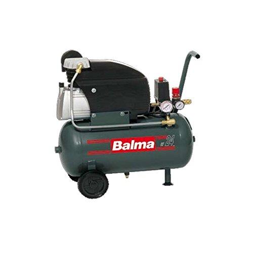 Compressore Aria A Pistoni Lubrificato Balma Sirio Fc2 24 Litri 2 Hp