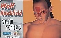 テレホンカード テレカ VIRTUA FIGHTER 3 Wolf Hawkfield ウルフ・ホークフィールド 50度数