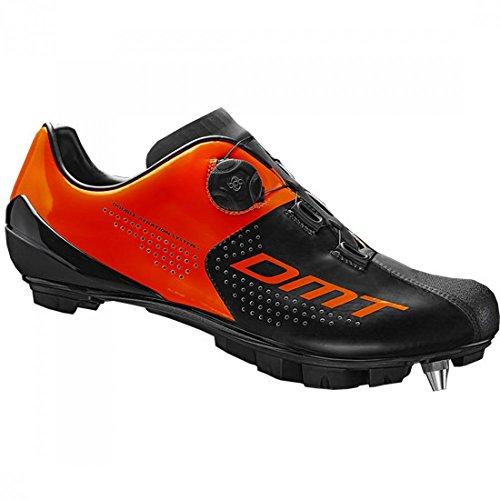 Shoes DMT M3MTB Orange Fluo Black Size 42