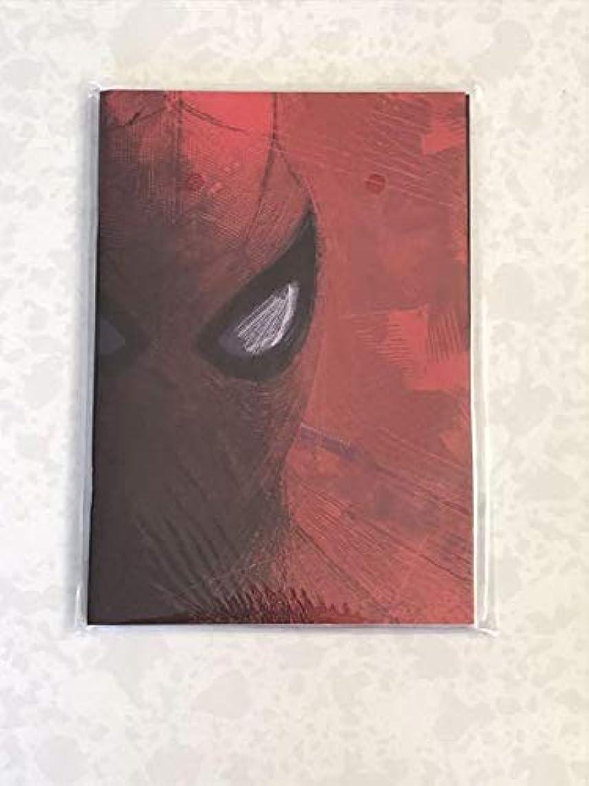 スパイダーマン ノート