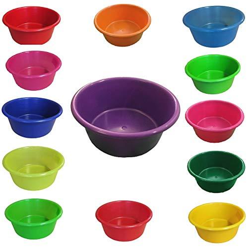 netproshop GEWA Mash Schüssel Müsli Schale 5 Liter, Farbe:Dunkelgruen