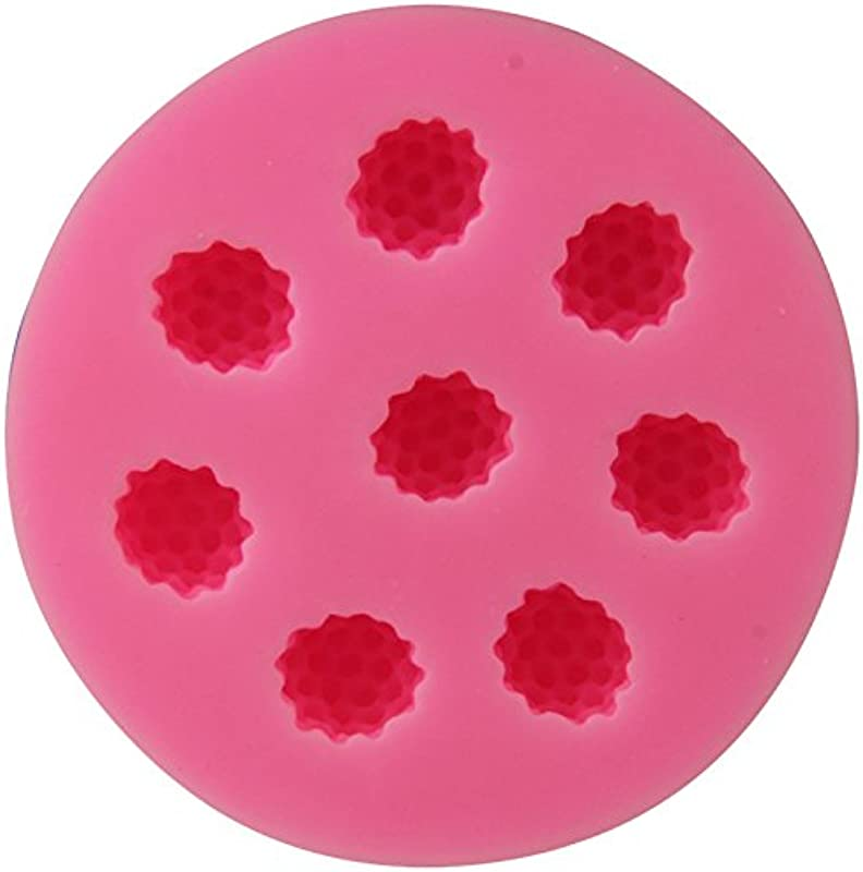 Mr S Shop Blueberry Raspberry Silicone Fondant Mold Cake Decorating Tools Cupcake Chocolate Gumpaste Moulds