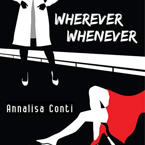 Wherever Whenever audiobook cover art