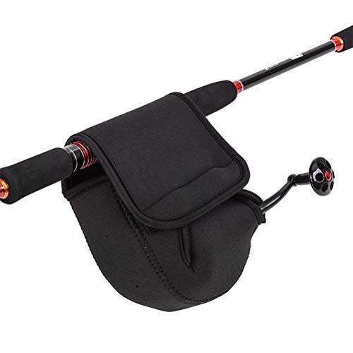 Auplew Rollentasche Langlebig Baitcasting Angelrolle Schutztasche Angelrolle Schutz Tasche Beutel