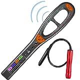 GPS Bug Detector Anti Spy Detector Rf Detector Hidden Camera Detectors GPS Tracker Detector for Car Bug Sweeper Spy Detector Bug Detector Finder GSM Listening Device Detector