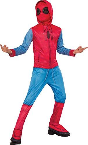 Marvel–i-640129m–Costume Classico Design–Felpa–Spider-Man Homecoming