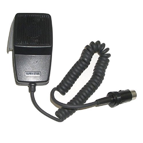 5-Pin Stock Microphone for Realistic CB Radios - Workman DM507-5R