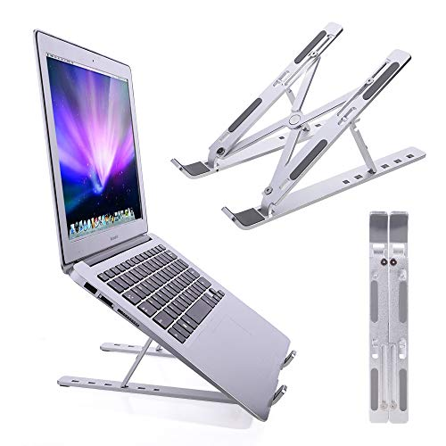 ICONFLANG Portable Laptop Stand, Adjusta...