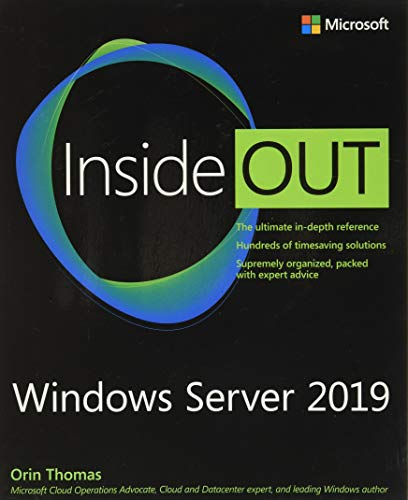 Compare Textbook Prices for Windows Server 2019 Inside Out 1 Edition ISBN 9780135492277 by Thomas, Orin
