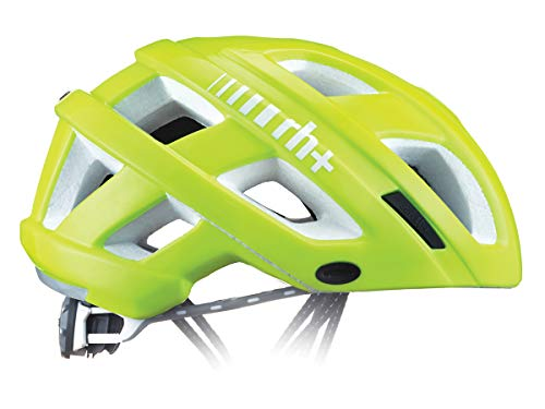 RH+ CASCO BIKE Z8 SHINY YELLOW FLUO L/XL
