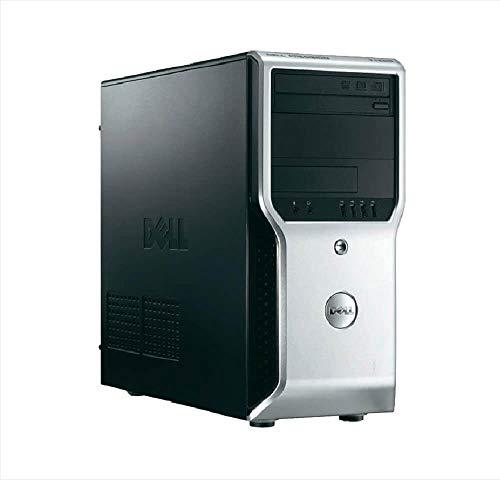 Dell Precision T1600 Workstation E3-1225 Quad Core 3.1Ghz 4GB 500GB Intel HD Graphics P3000 (Renewed)