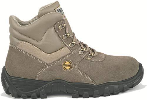 Cofra NT 130-000.W43 S1 P SRC taglia 43'New Tevere' Scarpe di sicurezza, colore: beige