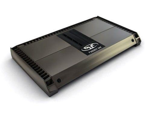 Rockford Fosgate T 1001 BD - Amplificador, color negro