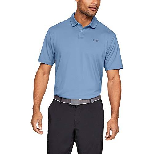 Under Armour 1342080 T-shirt Polo - Homme - bleu (Boho Blue(413)) - L