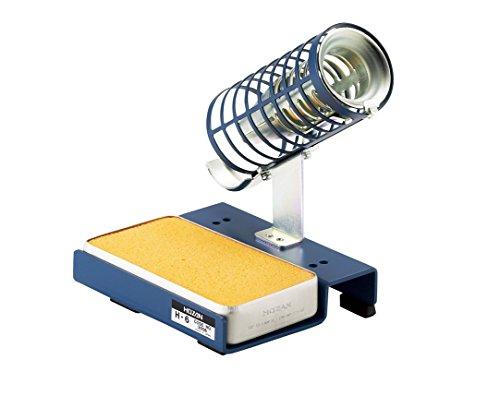 ホーザン(HOZAN) コテ台 20~60W程度のハンダゴテであればほとんどのメーカーに対応 ホルダー内径25mmΦ H-6