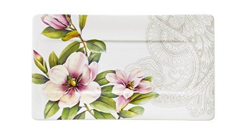 Villeroy & Boch, Porzellan, Mehrfarbig, 24 x 14 x 1.5 cm