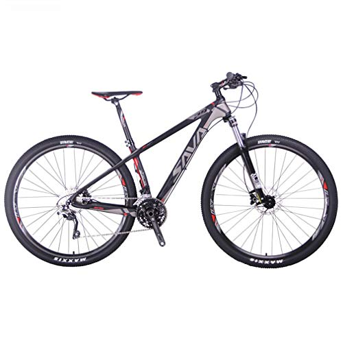 Sava DECK300 Fibra di Carbonio Mountain Bike...