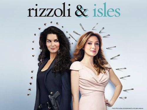 Rizzoli & Isles [OV] - Staffel 4