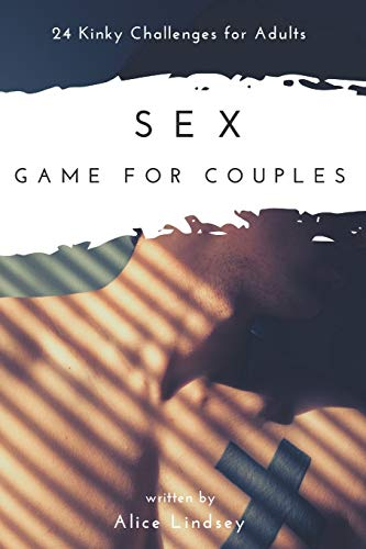 Sex Game for Couples: 24 Kinky & Naughty Challenges for Adults - Sexy & Hot Activities Coupons Book For Her & Him - Erotic Gifts for Girlfriend or Boyfriend