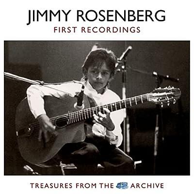 Jimmy Rosenberg(ジミー・ローゼンバーグ) | Manouche JAZZ for JAPAN