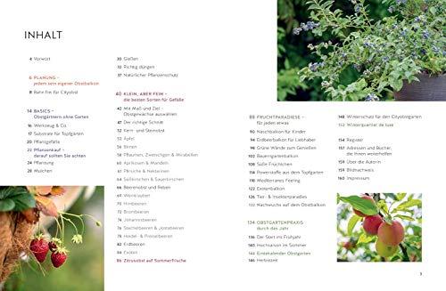 Mein City-Obstgarten: Fruchtiges Naschvergnügen für Balkon & Terrasse (GU Garten Extra) - 2
